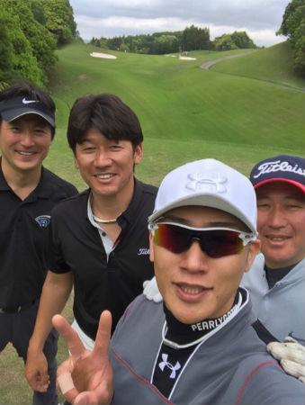 樽美酒研二、哀川翔のゴルフコンペの規模にビックリ