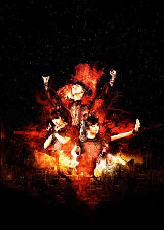 BABYMETAL、東京&大阪で「巨大キツネ祭り」開催!