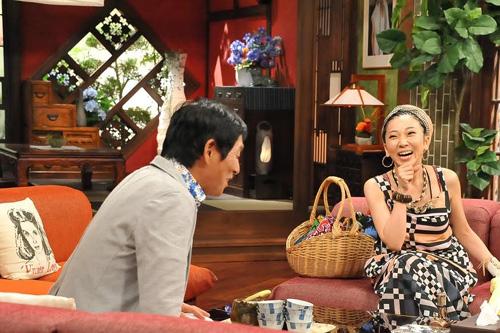 MISIA、明石家さんまとのトークに笑いすぎて涙腺崩壊!
