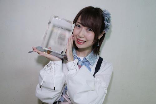SKE48高柳明音「人生かけて恩返しを」選抜メンバー入り
