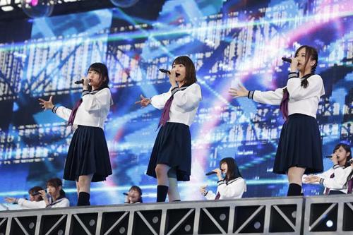 乃木坂46、東京ドーム2days公演開催をサプライズ発表!