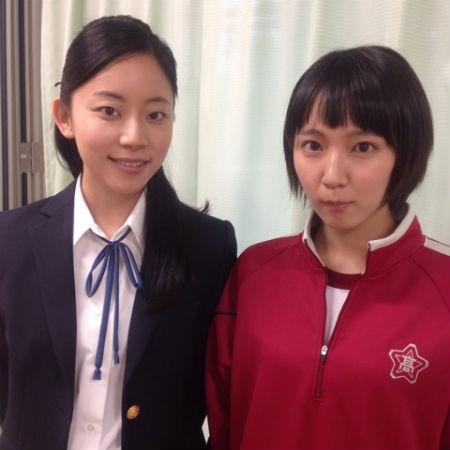 吉岡里帆と大西礼芳の2ショット公開にファン歓喜!