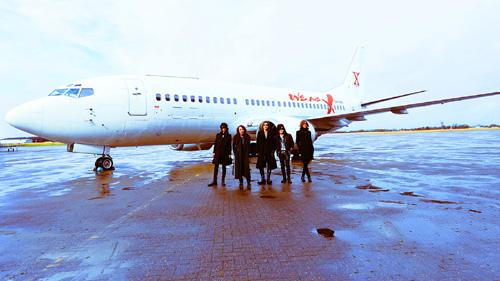 X JAPAN、待望の国内ツアー最終日公演をWOWOWで生中継!
