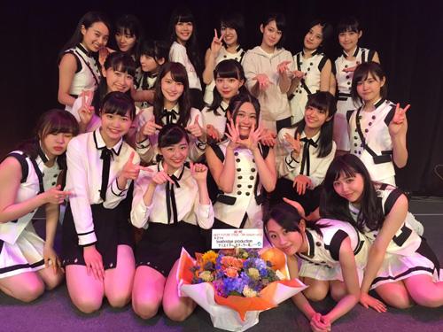 吉本実憂、X21卒業ライブ開催を発表!