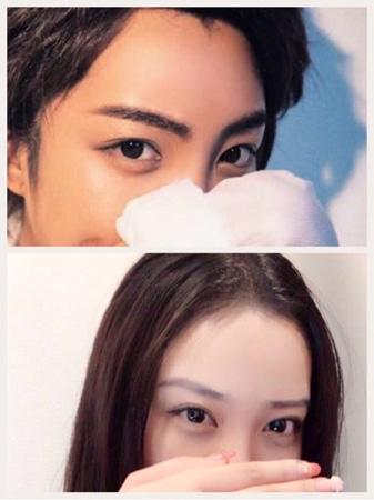 ざわちん、TAKAHIRO&武井咲の結婚祝福メイクを公開