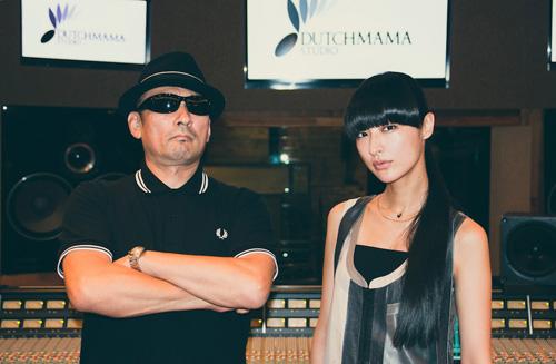 シシド・カフカが、CKB横山剣とのデュエットソング発売