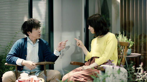 ムロツヨシが石田ゆり子にプロポーズ!? 激レア映像公開