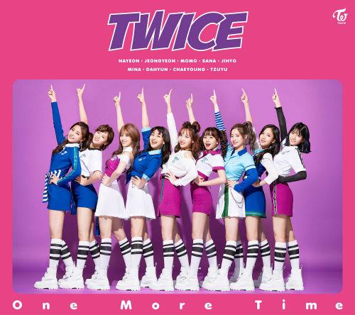 TWICE、日本初のオリジナル曲「One More Time」のMV解禁