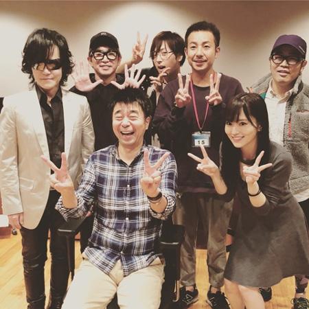よゐこ濱口、大ファンのX JAPAN・ToshIと共演に大興奮!