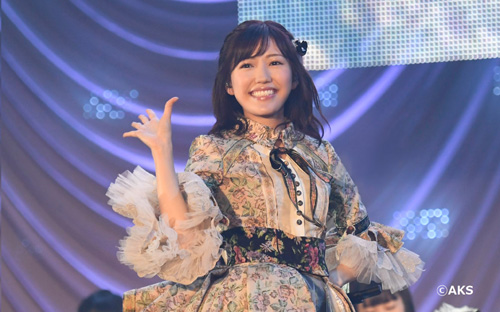 AKB48まゆゆ卒業コンサート、独占完全生中継決定!