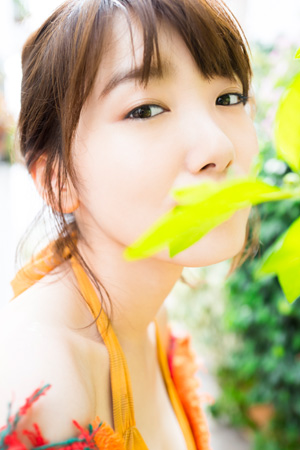 飯豊まりえファースト写真集が二十歳の誕生日に発売決定!