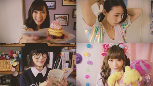 美女4人のビンタが乱れ飛ぶ「僕の部屋と4つの恋」公開