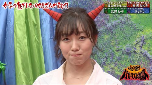 SKE48須田亜香里、スク水で奮闘もMV編集に激怒!