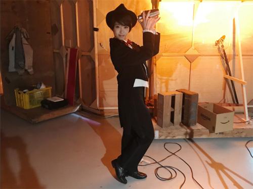 森川葵、『明日きみ』オフショットに可愛すぎるの声!
