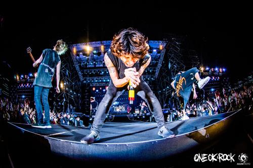 ONE OK ROCKのアジアツアー台湾公演にスぺシャが密着!