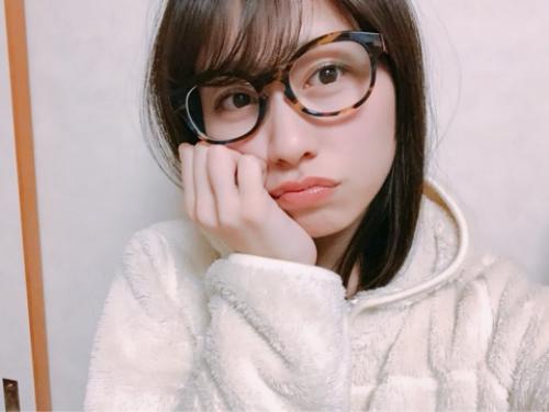 ももクロ・佐々木彩夏のメガネ姿にファン「女神だわ!」