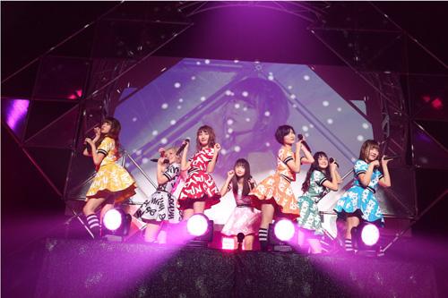 夢アド、7人新体制お披露目ライブにファン2500人熱狂!