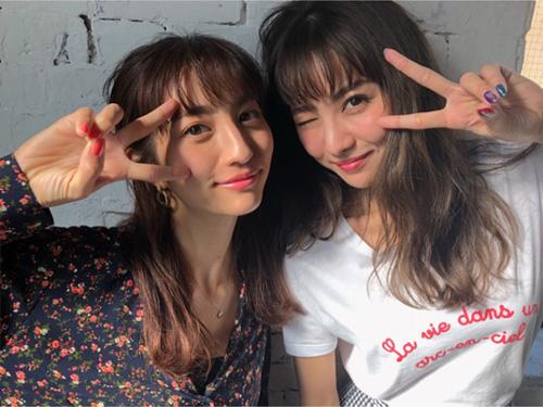 石川恋、堀田茜との2ショットがそっくり&可愛いと話題