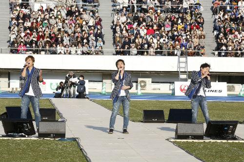 稲垣吾郎、草彅剛、香取慎吾「新しい地図」が楽曲初披露