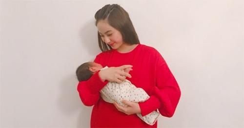 平祐奈、姉・愛梨の息子抱き「ニヤニヤとまんないよぉ」