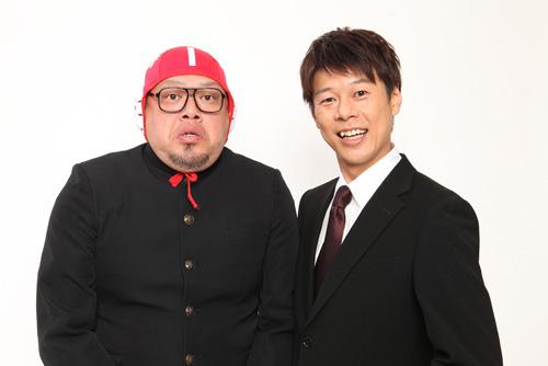 キンコン西野vs野爆くっきー、生放送で何かが起きる!?