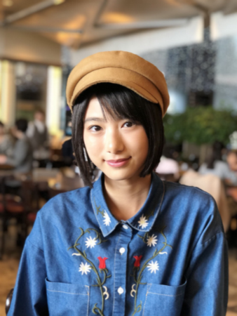 2018年の注目株!?沖縄出身の15歳・池間夏海がブログ開始