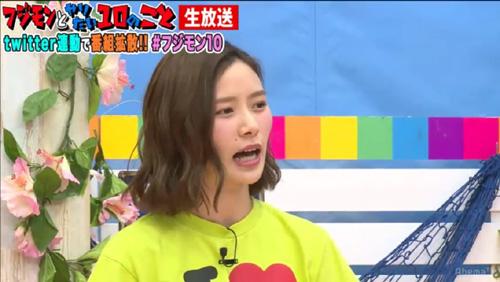 朝日奈央が問題発言!? 「菊地亜美は一番可愛くない」