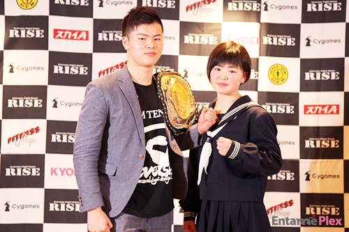 那須川天心・妹がプロデビュー「兄弟で最も才能がある」