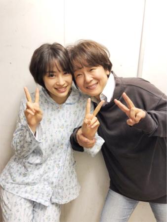 広瀬すず、田中裕子との2ショット公開「全てを捧げた」