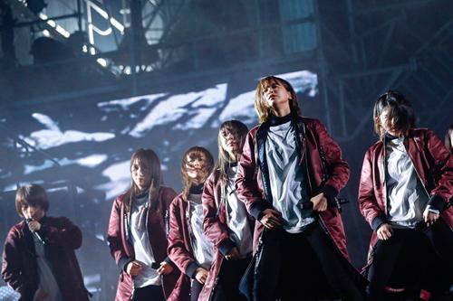 欅坂46菅井「私たちを信じてください」2周年記念ライブ