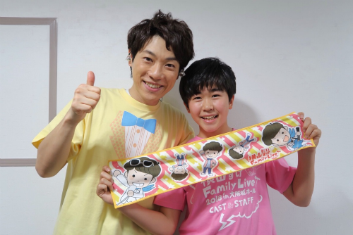 横山だいすけ、鈴木福くんとの2ショットにファン歓喜!