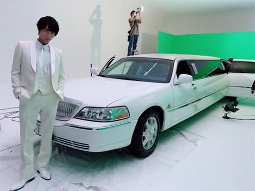 中川大志「うちの車で送ってくよ?」タキシード姿に悶絶