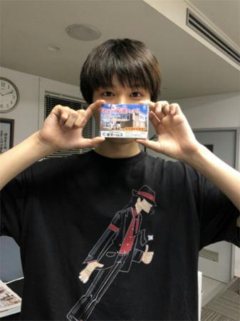 『あな家』萩原利久、渚ホームズティッシュ公開に反響!