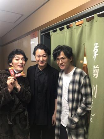 稲垣吾郎「草彅君ありがとう」主演舞台を鑑賞し感想綴る