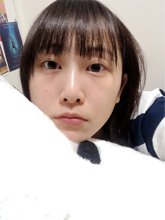 松井玲奈、すっぴん写真にファン悶絶「かわいすぎるぞ」