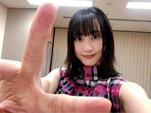 松井玲奈「やったー!」次期NHK朝ドラ『まんぷく』出演