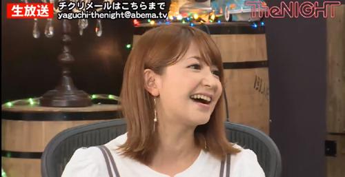 矢口真里、総選挙1位の松井珠理奈とのLINE内容を明かす