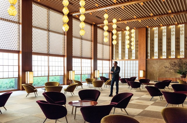 ボッテガ・ヴェネタのトーマス・マイヤーもホテルオークラ東京のファン 「ボッテガ・ヴェネタ(BOT