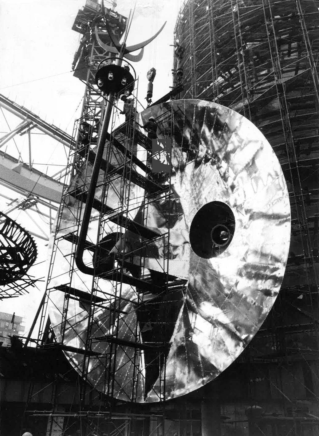 企画展「太陽の塔 1967 ー 2018 ー岡本太郎が問いかけたものー」が開催中