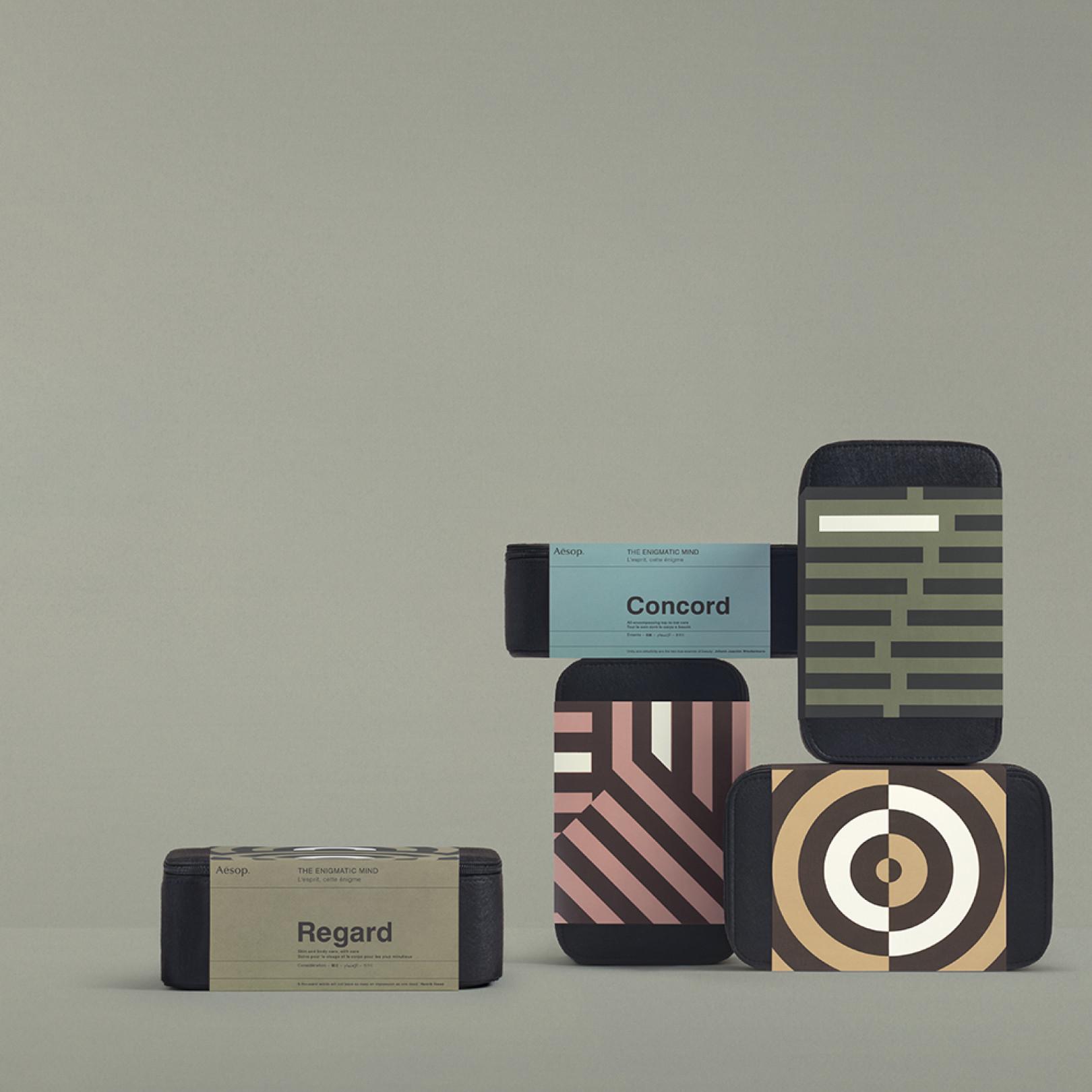 イソップ(Aesop)から「エニグマティックマインド」をコンセプトにしたギフトキット コレクション5種類が発売