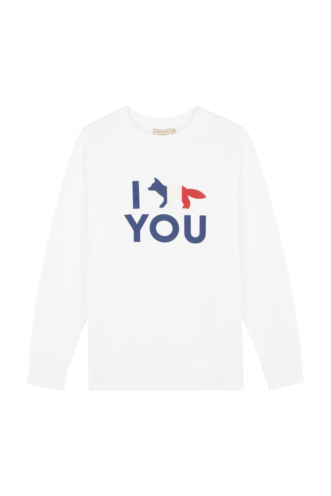 MAISON KITSUNÉが、トリコロールフォックスのキャンペーン「I FOX YOU: YOUR NEW FAVORITE ANIMAL」を開催