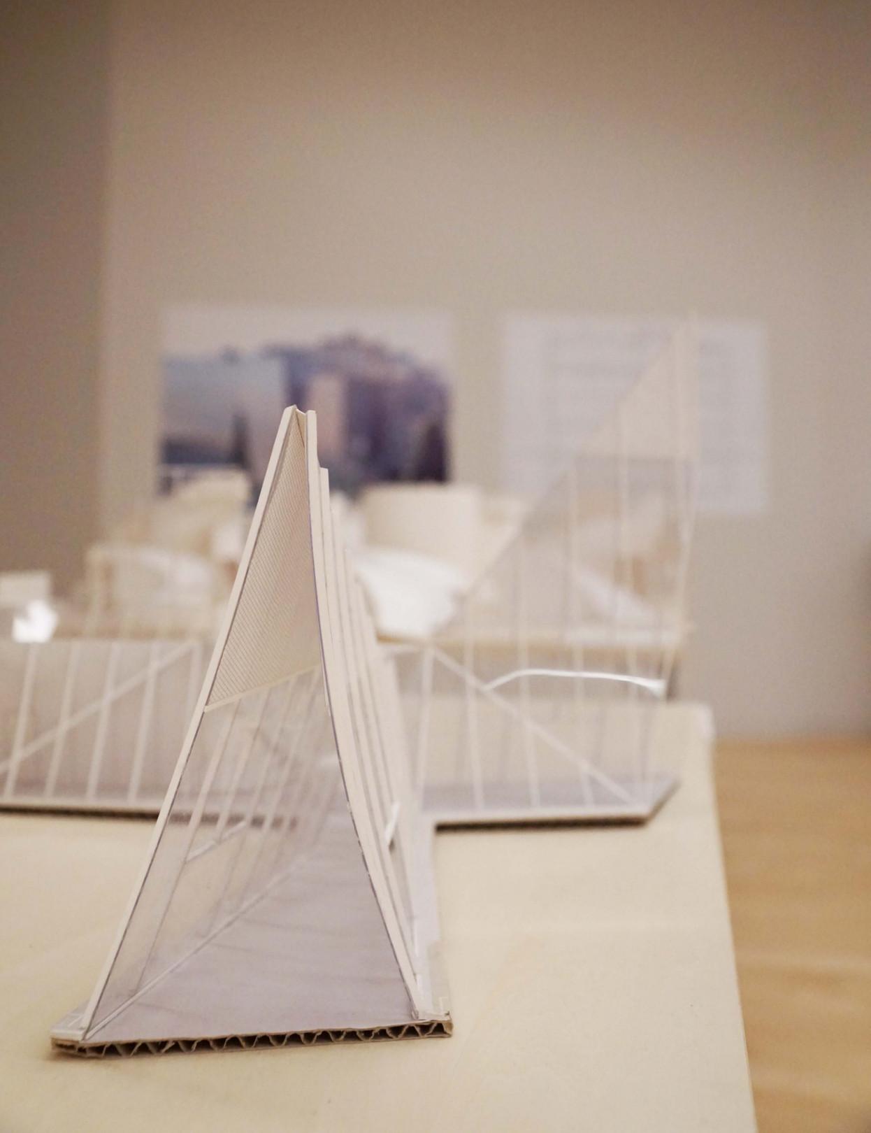 企画展「妹島和世 SANAA × 北斎」開催中