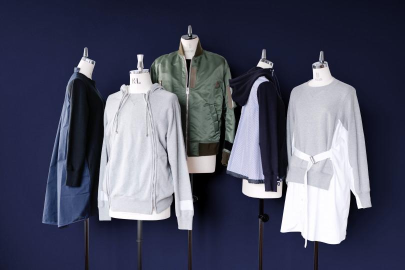 サカイ(sacai)「2017 Autumn & winter Capsule collection」