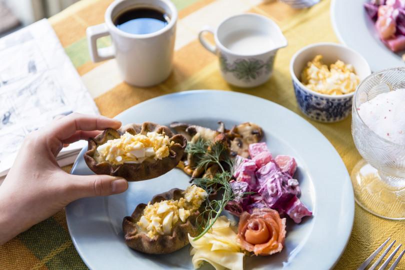 ワールド・ブレックファスト・オールデイ「フィンランドの朝ごはん」が12月5日からスタート