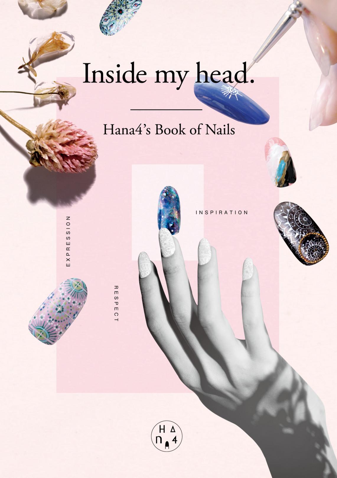 『Inside my head.-Hana4' s Book of Nails』