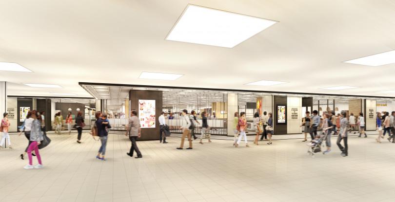横浜ジョイナス内に新施設「FOOD & TIME ISETAN YOKOHAMA」オープン