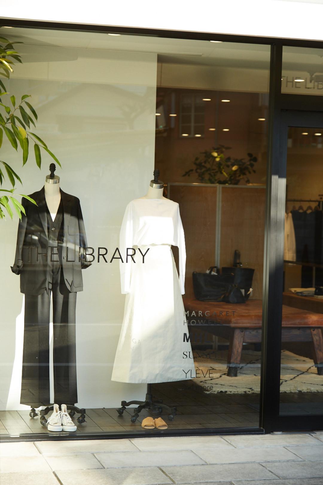 ファッション、ライフスタイルアイテム、書籍などがそろう新セレクトショップ、ザ ライブラリーが今春オープン!