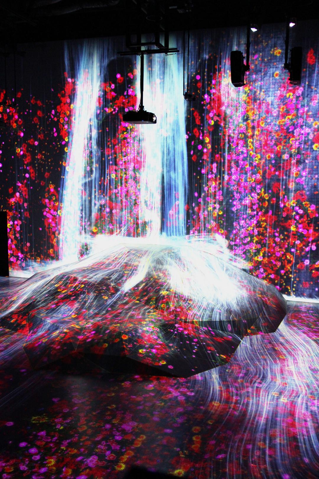 チームラボの世界初デジタルアートミュージアム「MORI Building DIGITAL ART MUSEUM: teamLab Borderless」が6月お台場に開業