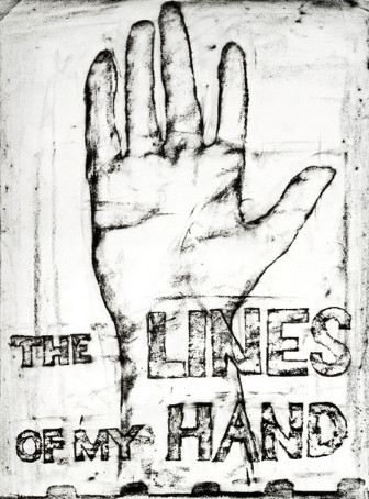 『The Lines of My Hand』Robert Frank