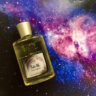サボン「Bath Oil Floral Galaxy」(3,400円)